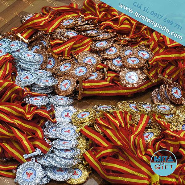 Huy chương tại Cần Thơ