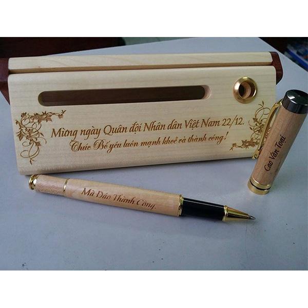 Hộp bút gỗ Cần Thơ