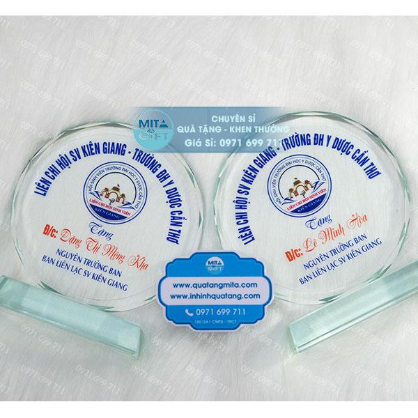 Kỷ niệm chương Liên chi hội Kiên Giang