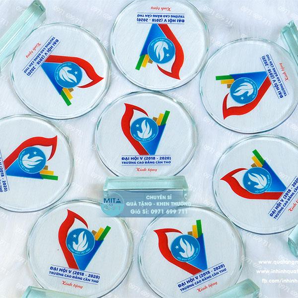 Kỷ niệm chương Đại hội Cần Thơ