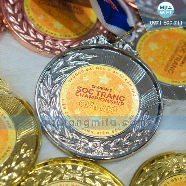 Huy chương kim loại giá rẻ Cần Thơ