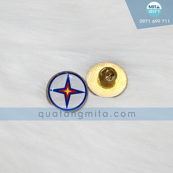Huy hiệu đeo áo xi vàng Cần Thơ